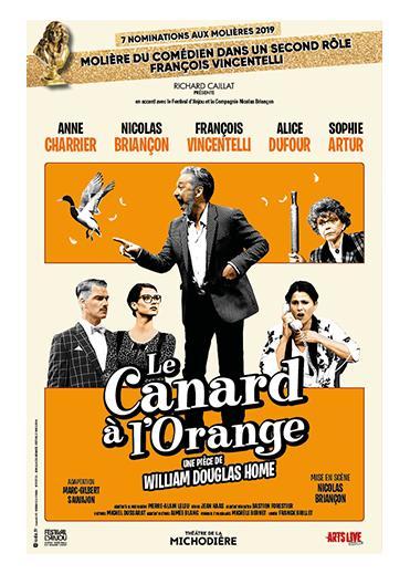 LE CANARD A L'ORANGE