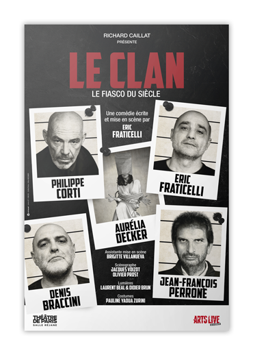 le_clan_poster_tournee